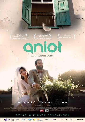 Polski plakat filmu 'Anioł'