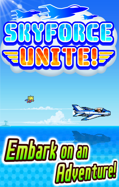 Skyforce Unite! v1.7.5 [Mod]