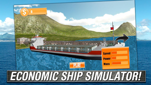 Ship Simulator 3D: Sea Cargo