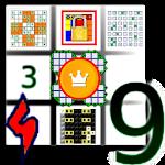 Sudoku Family Premium Kakuro Akari Futoshiki Icon