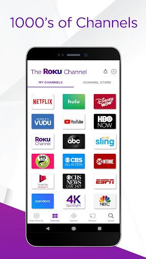 Roku screenshot 4