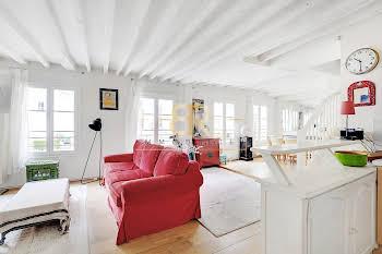 Duplex 3 pièces 90 m2