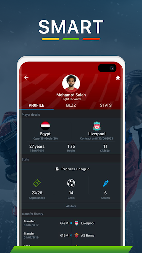365Scores - Live Scores and Sports News 10.8.2 screenshots 4