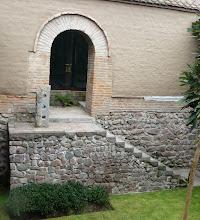 Photo: courtyard