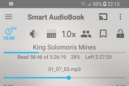 Smart AudioBook Player 6.4.1 Full