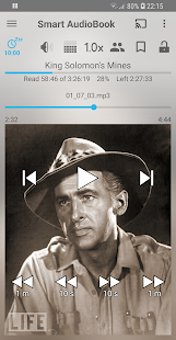 Smart AudioBook Player Mod