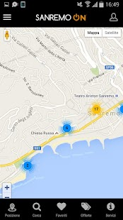 Sanremo-On - náhled