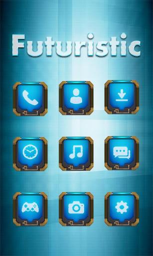 無料个人化AppのSolo Launcher Future|記事Game