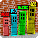 Noob vs Pro vs Hacker: Sub's icon