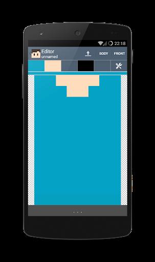 Skin Editor for Minecraft screenshot 8
