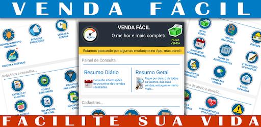 Controle de Vendas Venda Fácil - Apps on Google Play
