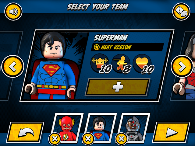 android LEGO® DC Super Heroes Screenshot 4
