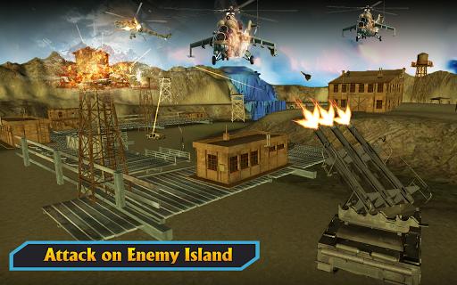 Gunship Helicopter Air War Strike apkdebit screenshots 2