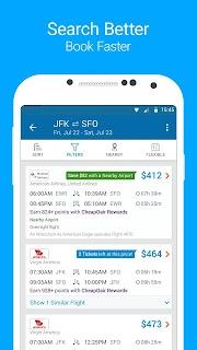 CheapOair Flights, Hotel & Car screenshot 02