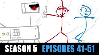 Web Season 5 (Episodes 41-51)