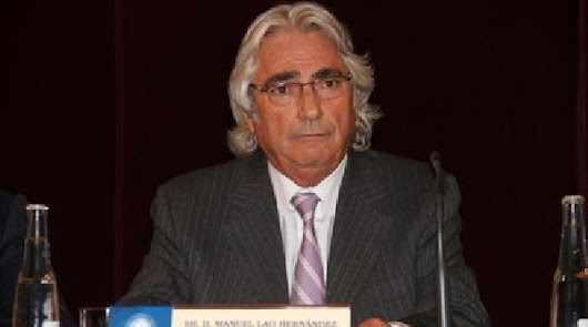 Manuel Lao Hernández, el almeriense que se resiste a abandonar la Lista Forbes
