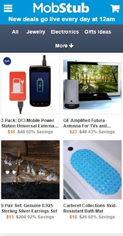 android MobStub Screenshot 2
