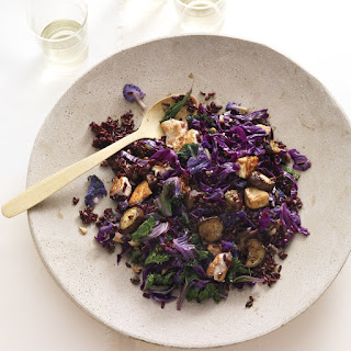 Black Rice Stir-Fry