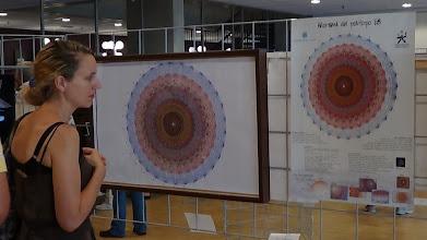 Photo: E8 Polytope stringy art, by José L. Rodríguez.