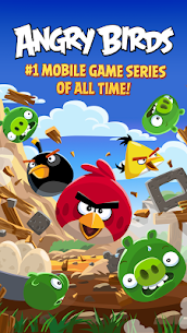 Angry Birds 7.7.0 Apk (Unlimited Boosters) MOD 1