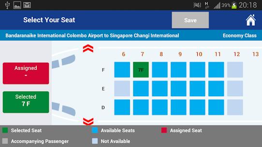 SriLankan Airlines 5