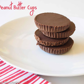 Raw Reese's Peanut Butter Cups