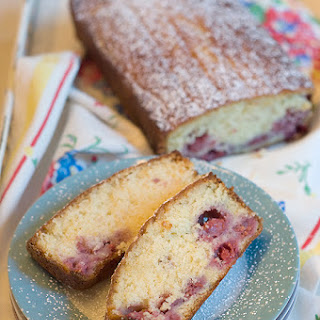 Lemon Raspberry Bread.