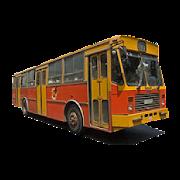 Ethiopian Anbessa Autobus አንበሳ አውቶቡስ (ባስ)