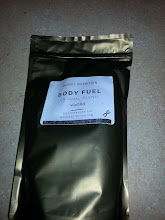 Photo: Moasic Nutrition Body Fuel Original Blend Vanilla  Order: June 12 Arrived: June 26  Taste vanilla, salty sour finish  Texture warm: chunky, watery cold: thick and slimy with chunks  Fullness pretty full for hours  Notes  made with half gallon vanilla almond milk, and the rest water  Interesting it lets you customize based on Gender, Age, Height, Desire to gain or lose, low carb or gluten free, and flavor.  Directions 8-12 ounces per scoop and14 scoops a bag. I dislike the gernic ness of it. I then aimed ~4QT per bag (8oz*14).  buy:https://mosaicnutrition.com/  Project Tag:https://amazonv.dreamwidth.org/tag/soylent+experiment  Spreadsheet:https://docs.google.com/spreadsheets/d/1c_ceOFR7S_4qUiVcEG3ykQiSRpuc13PnmcraBwklDWg/edit#gid=0  Photos:https://plus.google.com/photos/104379818983119483801/albums/6137295043742319505  writeup:https://amazonv.dreamwidth.org/58905.html