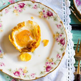 Crispy Baked Eggs