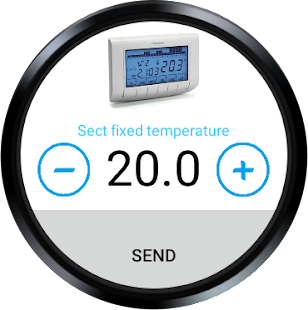 Thermostat ch140 gsm android apps on google play for App fantini cosmi ch140gsm