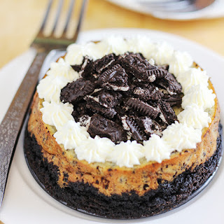 Mini Oreo Cheesecake for Two.