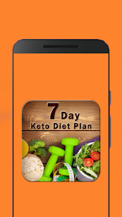 7 Day Keto Diet Plan 🍉 Screenshot
