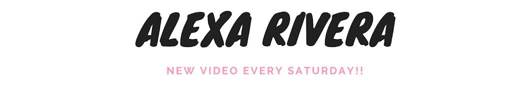 Alexa Rivera Banner