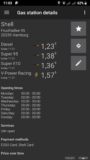 Fuel Flash screenshot 3