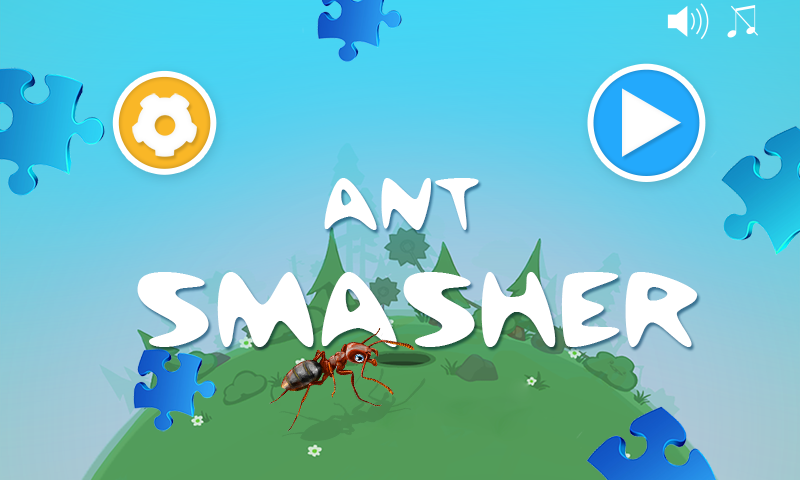 android Balance 2D-Ant Smasher Screenshot 2