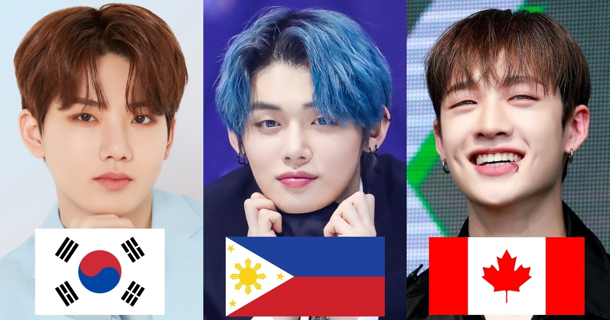 The 5 Most Popular Fourth Generation K-Pop Boy Groups In 21 Different Countries