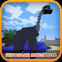 Dinosaur Mods For Minecraft icon
