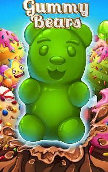 Soda Gummy Bears