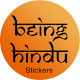 Being Hindu - WaStickersApp - Best Stickers apk