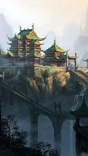 Feng-šuej Živé Tapety - náhled