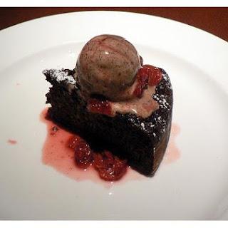 Chocolate-Zucchini Cake