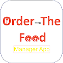 Order The Food Manager App icon