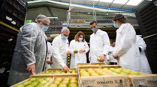 La agricultura almeriense marca nuevos máximos de exportaciones
