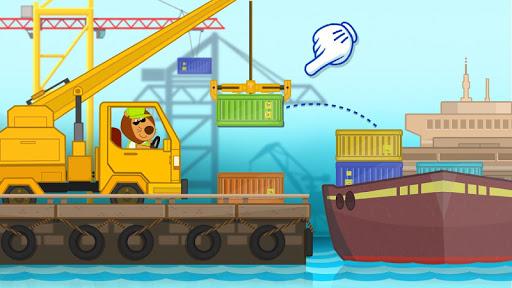 Hippo builder. Building machines 1.1.8 screenshots 1