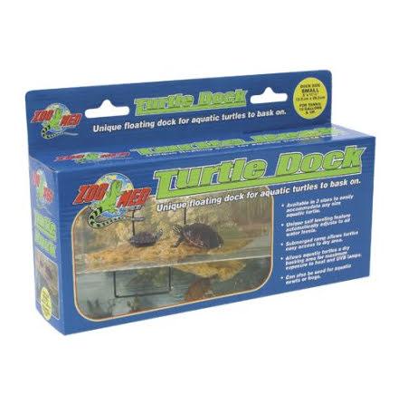 Turtle Dock Small 12,5x28,5cm