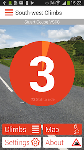 Cycling Climbs of South-west England - náhled