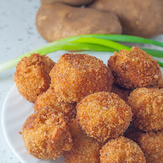 Pork Croquettes Recipes.
