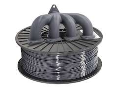 Jet Grey PRO Series ABS Filament - 1.75mm (1kg)