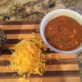 Spicy Jalapeño Crock Pot Chili.
